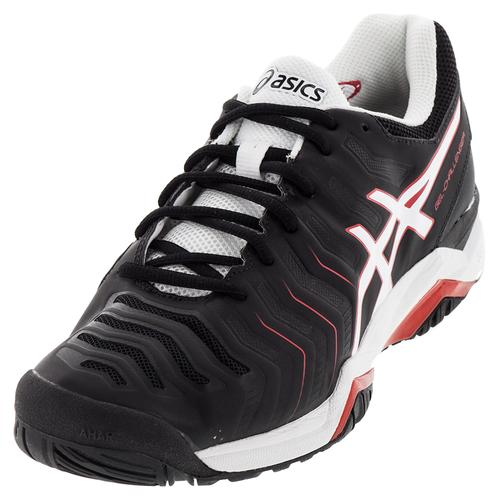 Men's Gel- Challenger 11 Tennis Shoes Black And White