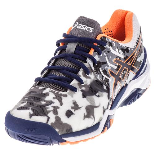 Men's Gel- Resolution 7 Limited Edition Melbourne Tennis Shoes