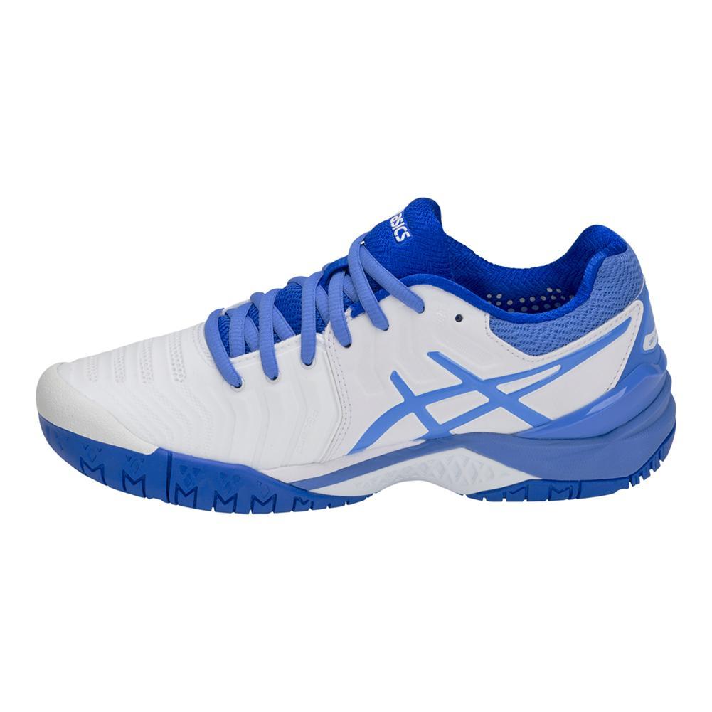 370bc195a135 ASICS Women`s Gel-Resolution 7 Tennis Shoes
