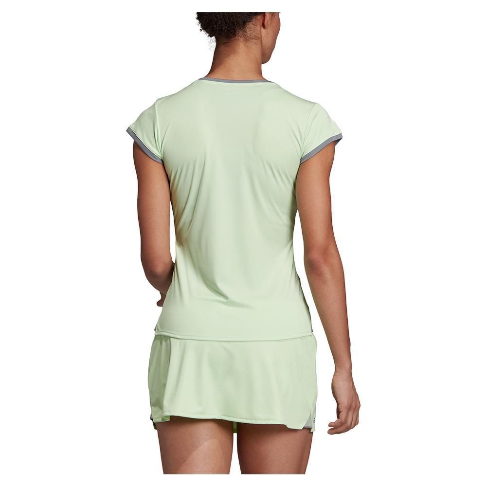 X-Small Dunlop Club Line Ladies Crew Tee Green