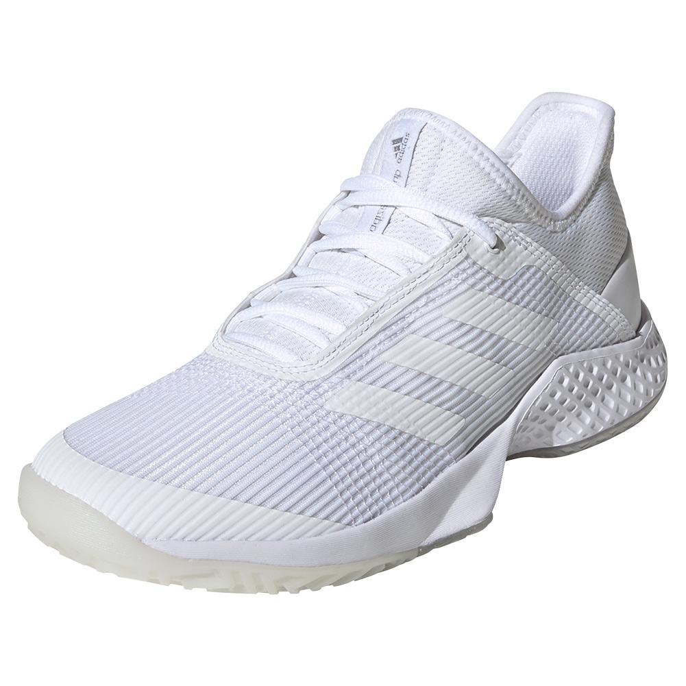 Women's Adizero Club 2 Tennis Shoes White