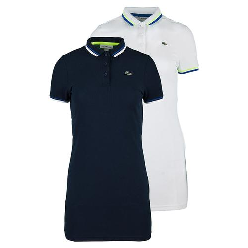 Women's Technical Short Sleeve Tennis Polo Dress