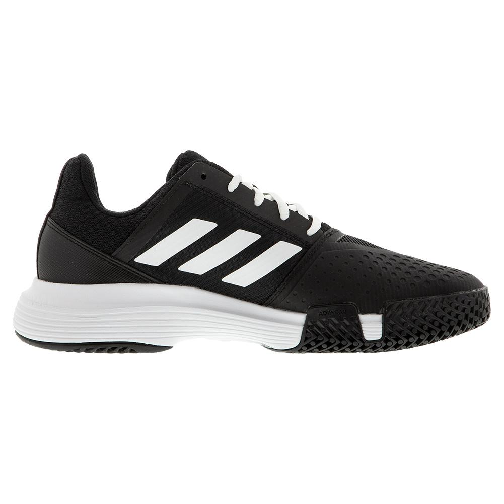 adidas Women`s CourtJam Bounce Tennis Shoes | Tennis Express ...