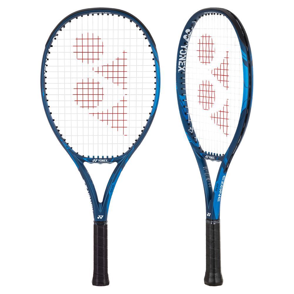 Ezone 25 Junior Deep Blue Prestrung Tennis Racquet