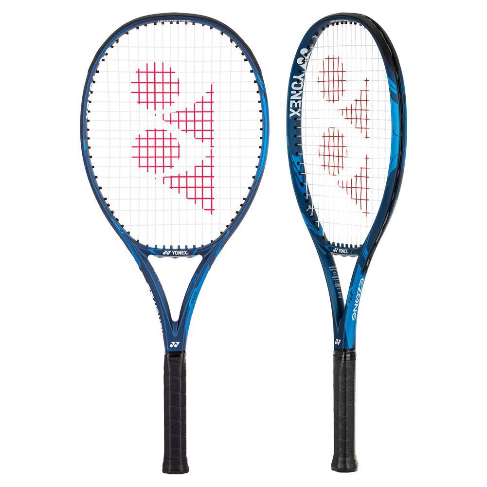 Ezone 26 Junior Deep Blue Prestrung Tennis Racquet