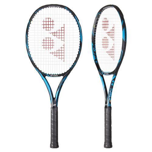 Ezone Dr 100 Tennis Racquet Black And Blue