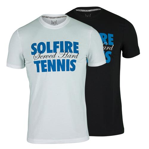 Men's Served Hard Tennis Tee