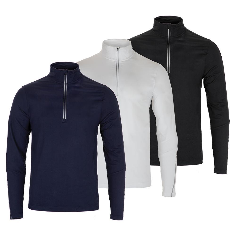 Men's Reactor Half Zip Tennis Jacket