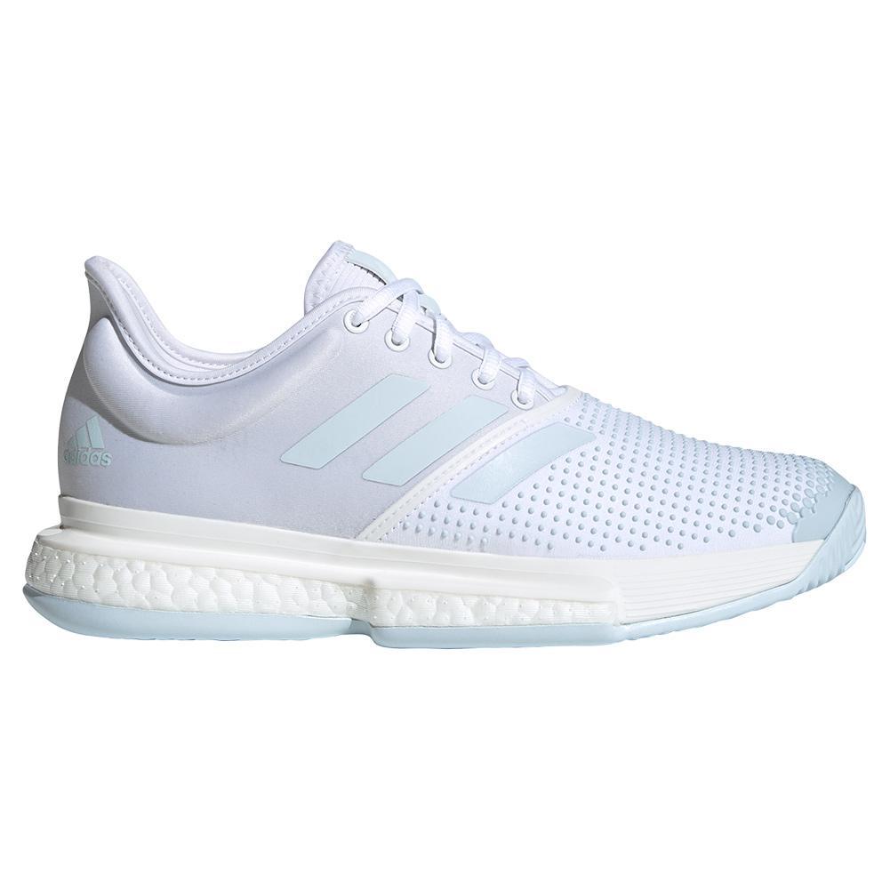 adidas Women`s SoleCourt Boost Parley