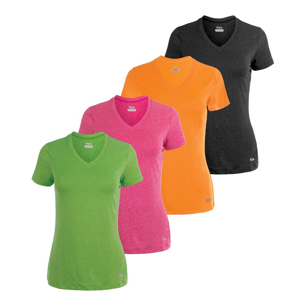 Women's Fitness Short Sleeve Top