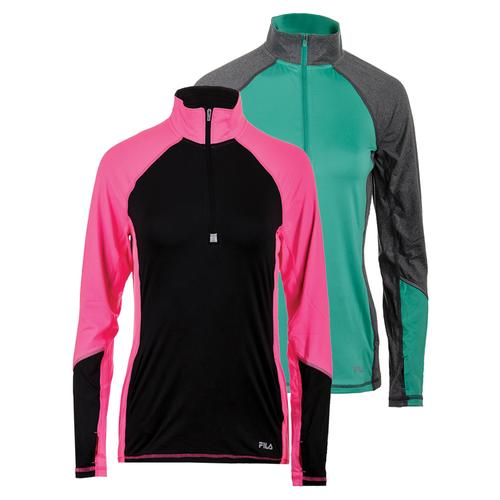 Women's Odyssey Half Zip Top