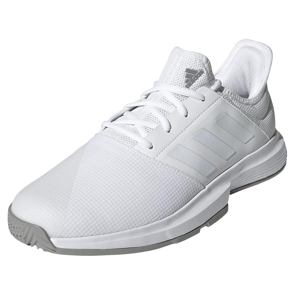 Men's Gamecourt Tennis Shoes Footwear White