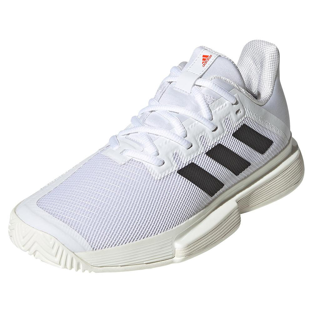 Women's Solematch Bounce Tennis Shoes White And Core Black