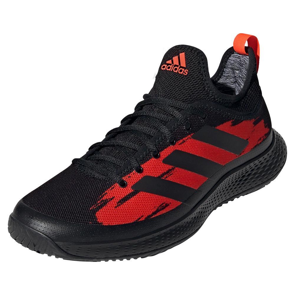 Men's Defiant Generation Tennis Shoes Core Black