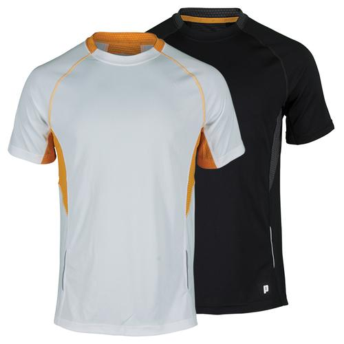 Men's Short Sleeve Tennis Crew