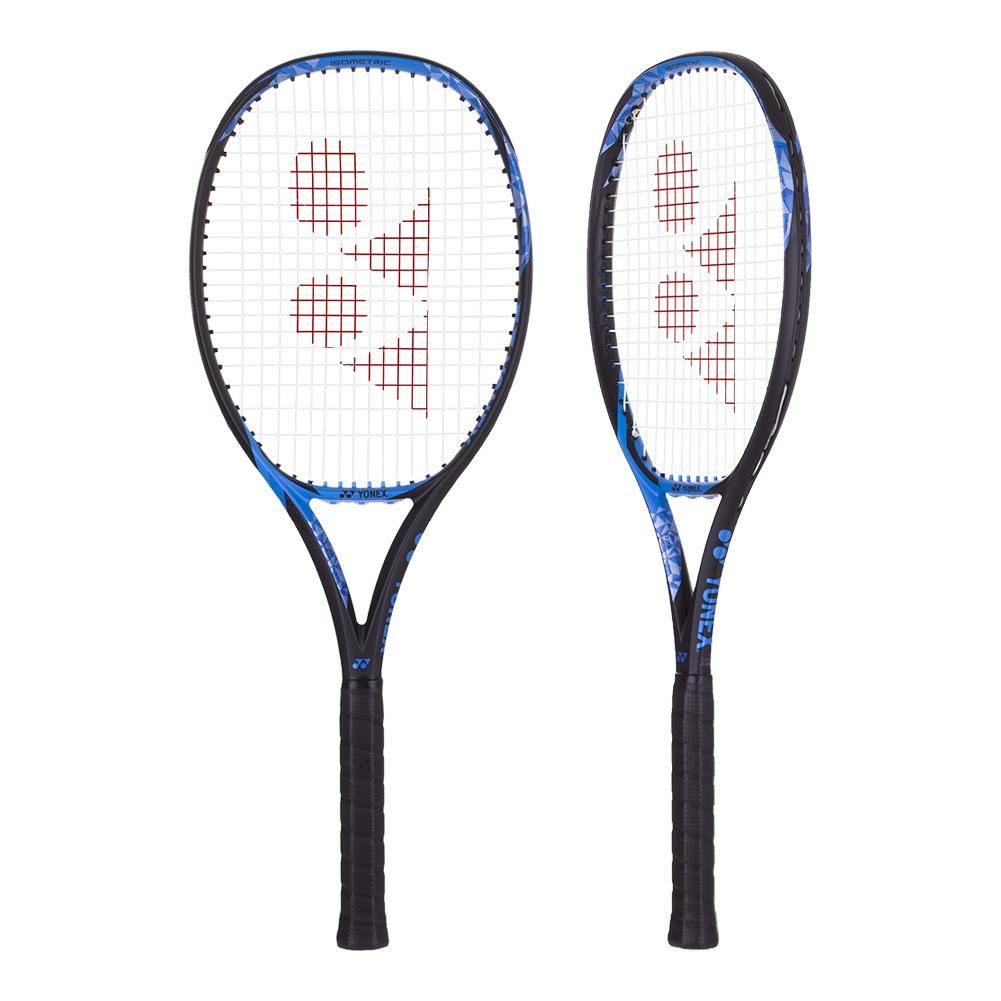 Ezone 100 Plus Tennis Racquet Blue