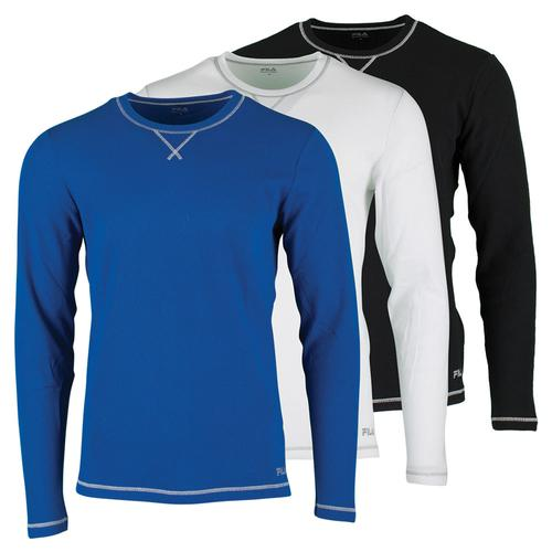 Men's Stoked Waffle Long Sleeve Training Top