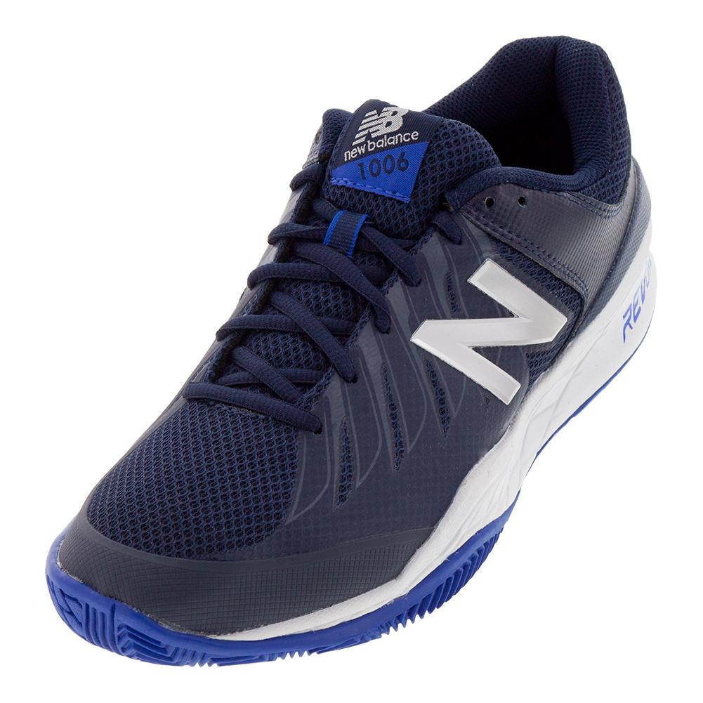1631690bc33cfa Men's 1006v1 2e Width Tennis Shoes Pigment And Uv Blue. Zoom. Hover to zoom  click to enlarge