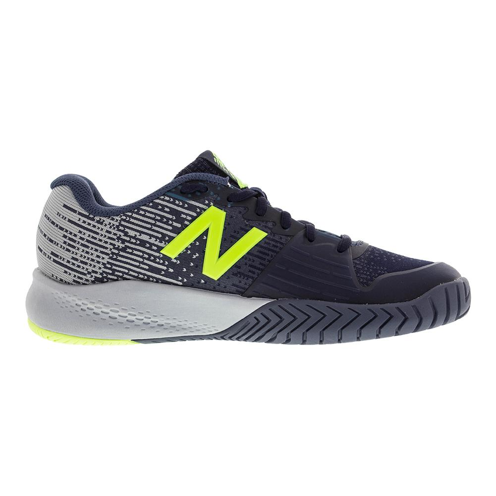 new balance 996v3 d width tennis shoes in pigment and