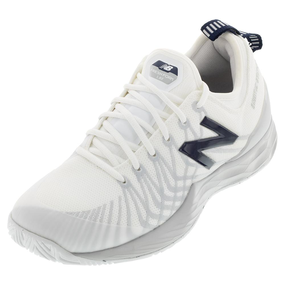 check out 221f4 0caa3 Men s Freshfoam Lav D Width Tennis Shoes White