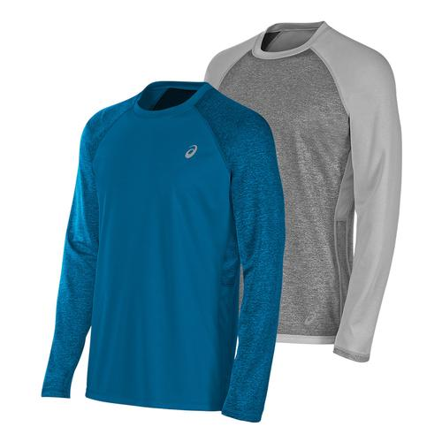 Men's Reversible Long Sleeve Tennis Top