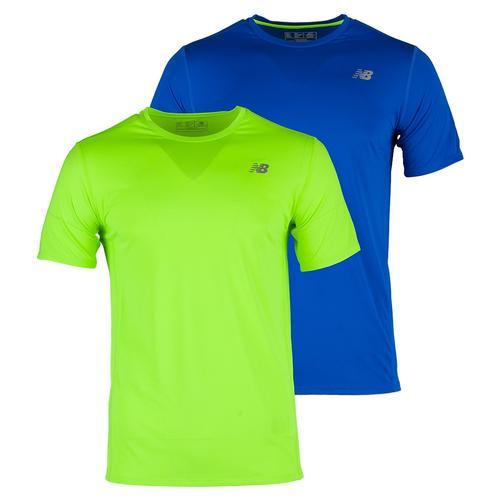 Men's Accelerate Short Sleeve Tennis Top