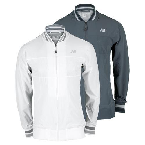 Men's Tournament Warm Up Tennis Jacket
