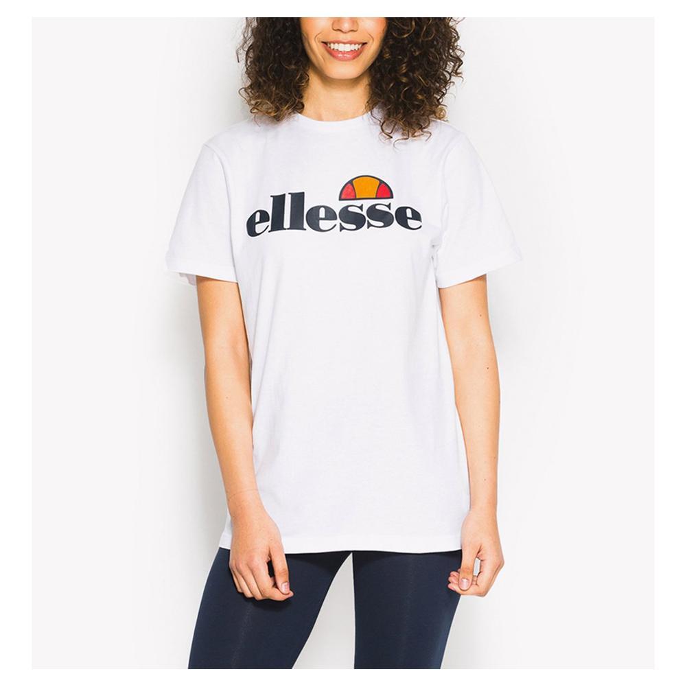 ELLESSE T-shirt dame Albany T-shirt vert foncé kaki