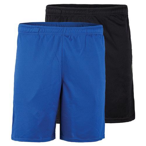 Men's 3d Honey Comb Mesh Tennis Short
