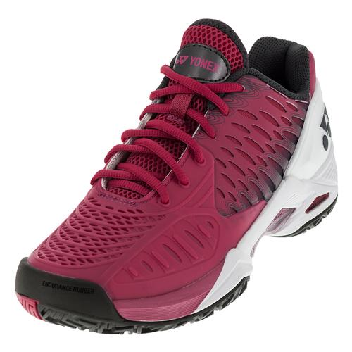 Men's Power Cushion Eclipsion Tennis Shoes Dark Pink