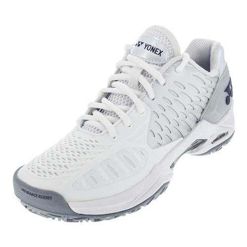Women's Power Cushion Eclipsion Tennis Shoes White And Gray