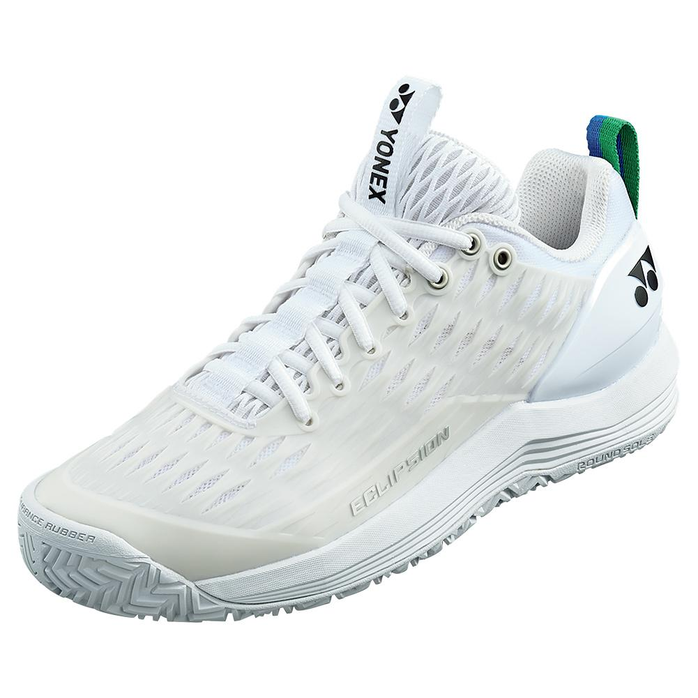 Men's Power Cushion Eclipsion 3 Tennis Shoes White