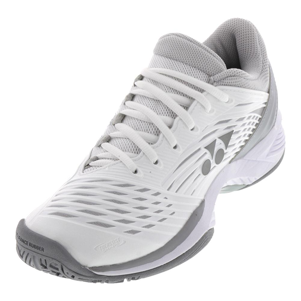 Women's Power Cushion Fusionrev 2 Tennis Shoes White