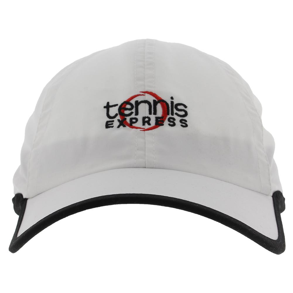 e66be42d519bf Tennis Express Featherlight Unisex Tennis Cap in White