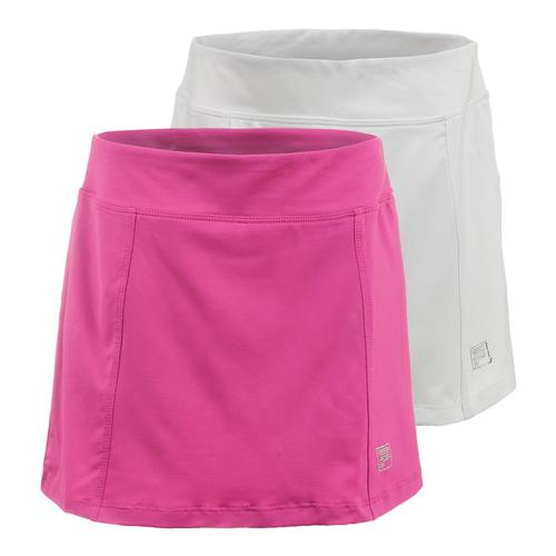 Girls ` Heritage Tennis Skort