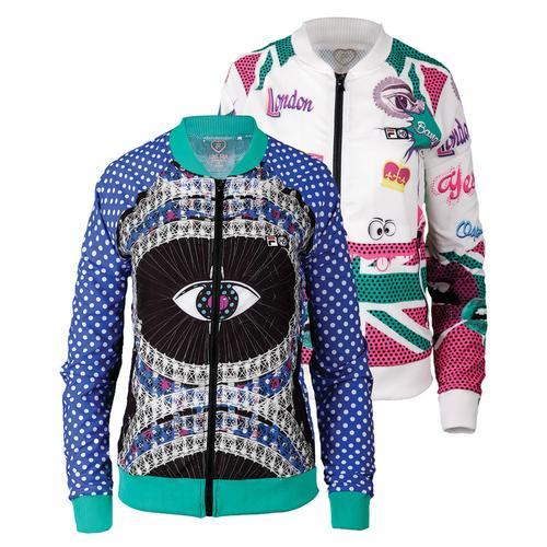 Women's Marion Bartoli Court Central Tennis Jacket