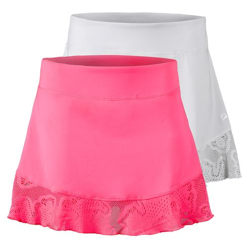 Women's Ace Flounce Tennis Skort
