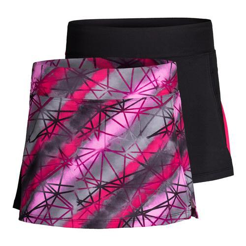 Women's Sleek Slit Tennis Skort