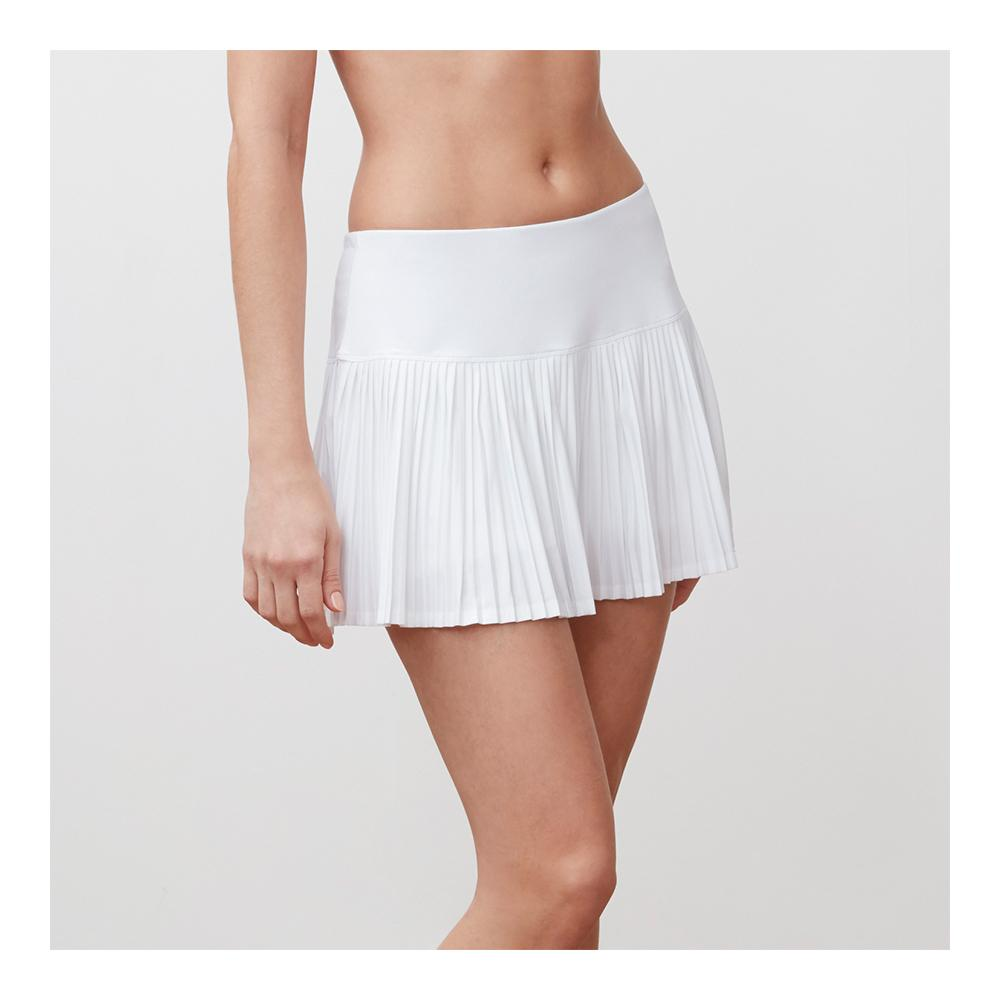 2bb118634bb Women s Elite 13.5 Inch Pleated Tennis Skort. Hover to zoom click to enlarge