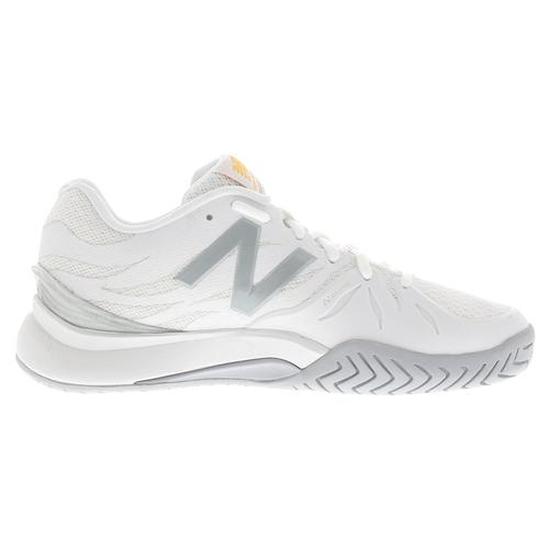 361d70705c1c ... Women s 1296v2 B Width Tennis Shoes White And Icarus. Zoom. Hover to  zoom click to enlarge. Description ...