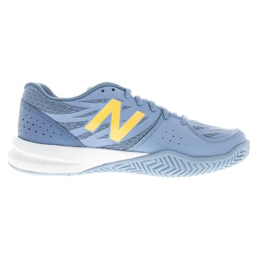 New Balance Gray Shoe Strings