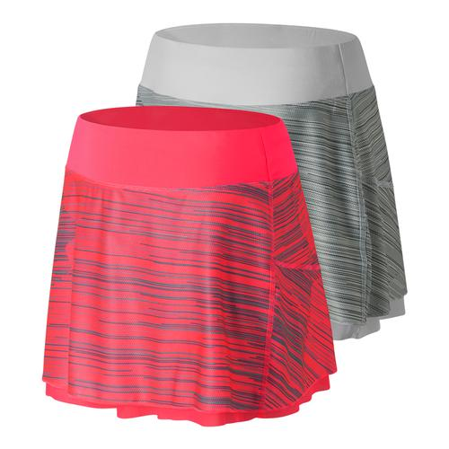Women's Rosewater Reversible Tennis Skirt