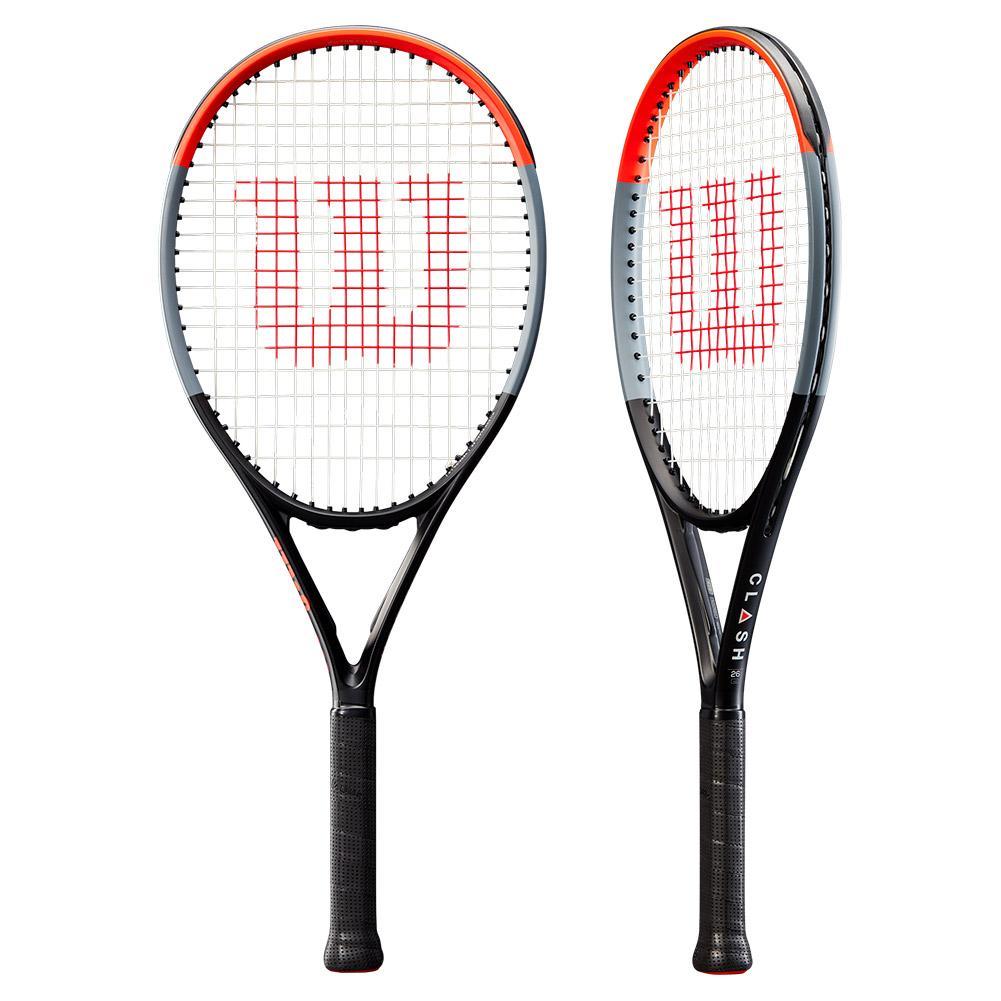 Clash 26 Junior Prestrung Tennis Racquet