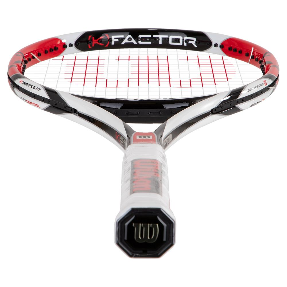 Wilson K Factor KSix-One 95 (18x20) Racquets | Tennis Express
