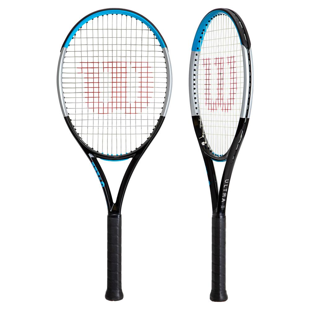 Wilson Ultra 100 v3 Tennis Racket 4 1//4