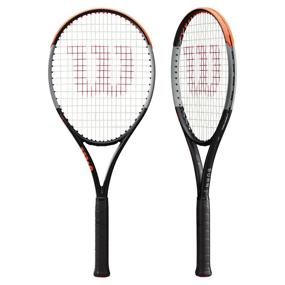 Wilson Burn 100LS Tennis Racket