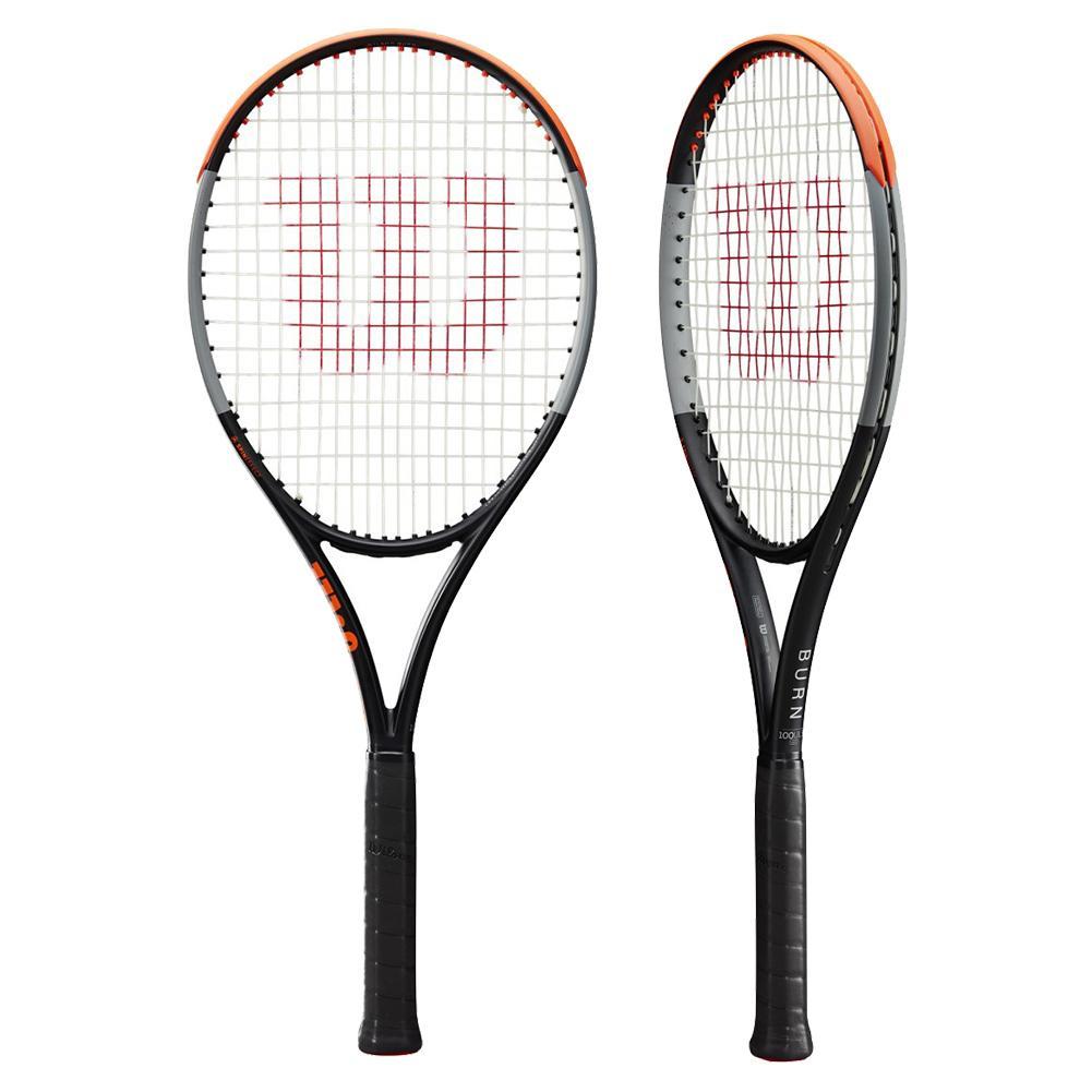 Burn 100uls V4.0 Tennis Racquet