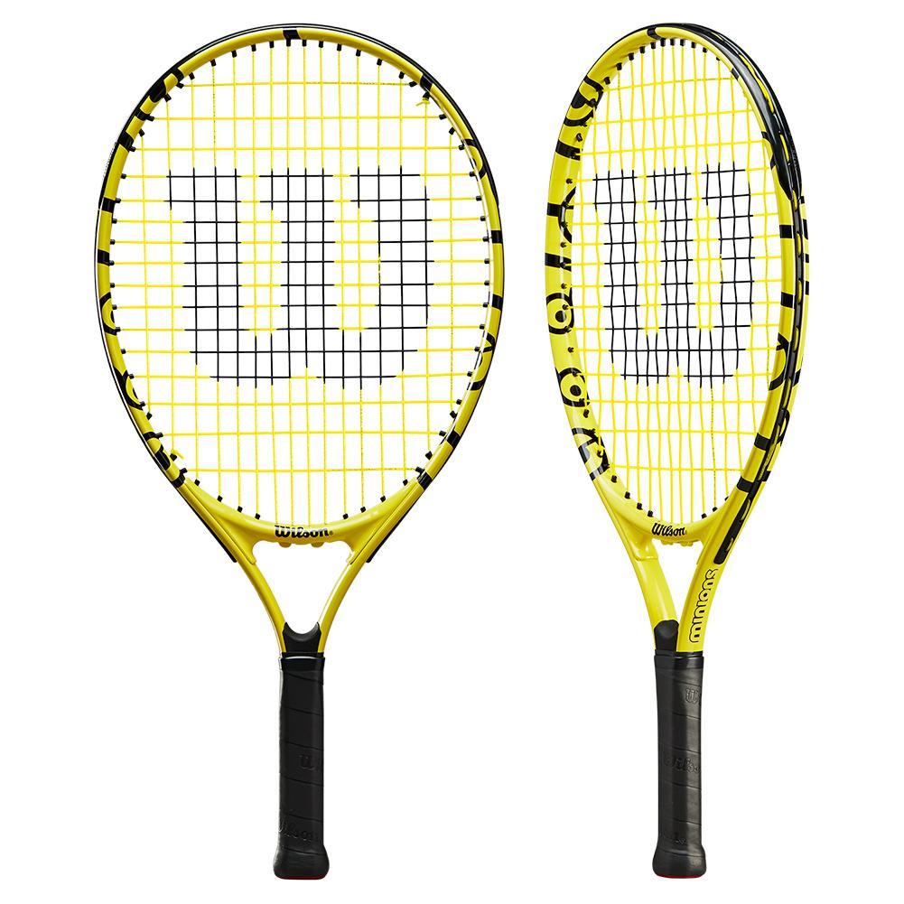 Minions 21 Recreational Junior Tennis Racquet