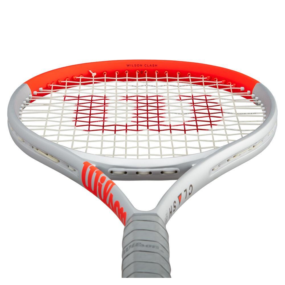 Brand New Wilson Clash 100 4 1//4 Tennis Racquet