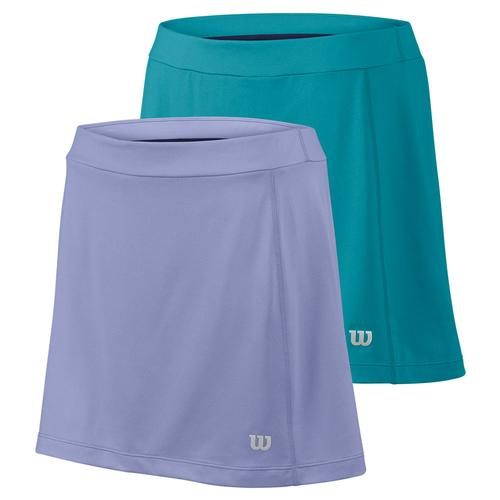 Women's Colorblock 13.5 Inch Tennis Skort